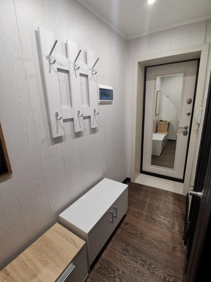 Ремонт однокомнатной хрущевки 30 кв.м: лучшие примеры дизайна