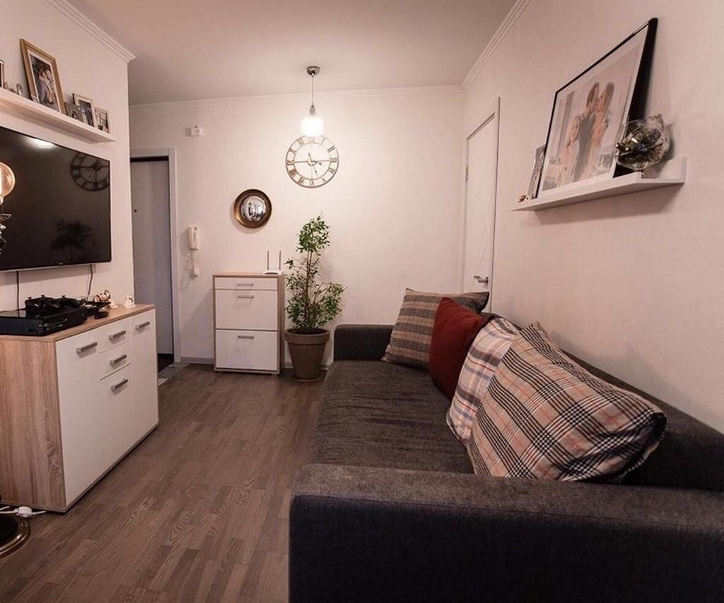 Планировка 2-комнатной хрущевки: самые удачные примеры с фото