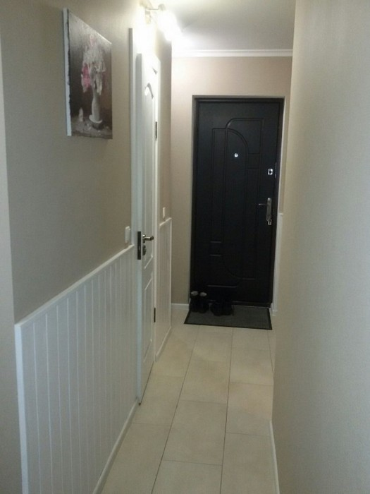 Ремонт коридора в хрущевке - 35 фото с работающими идеями