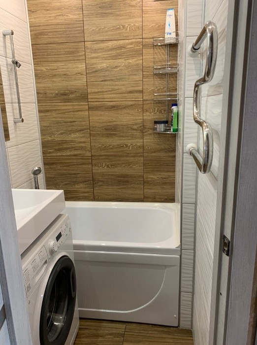 Плитка в ванной в хрущевке. 30 фото с интересными вариантами дизайна