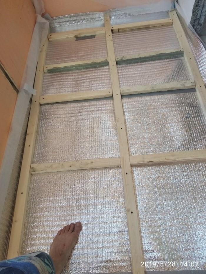 Утепление балкона в хрущевке: как это сделать своими руками?